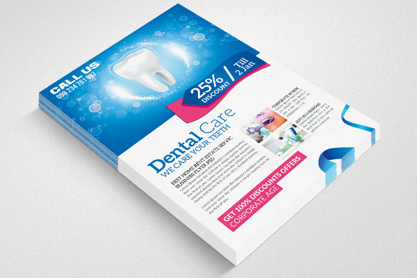 Medical Dental Flyers Bundle