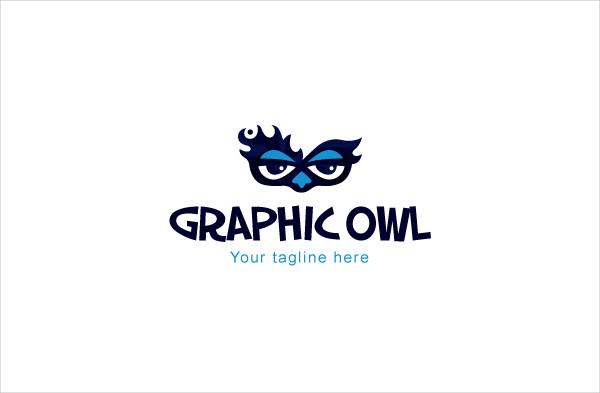 Owl Graphics Logo Design