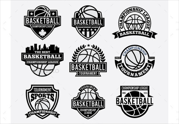 120 Sports Badges and Logo Bundle