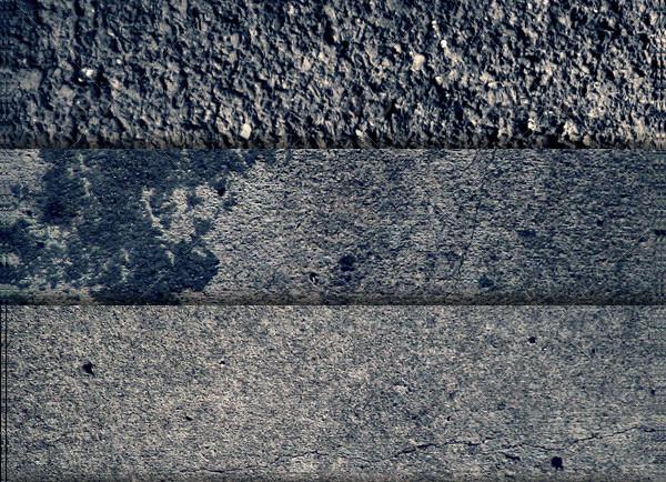6 Hard Concrete Texture Set