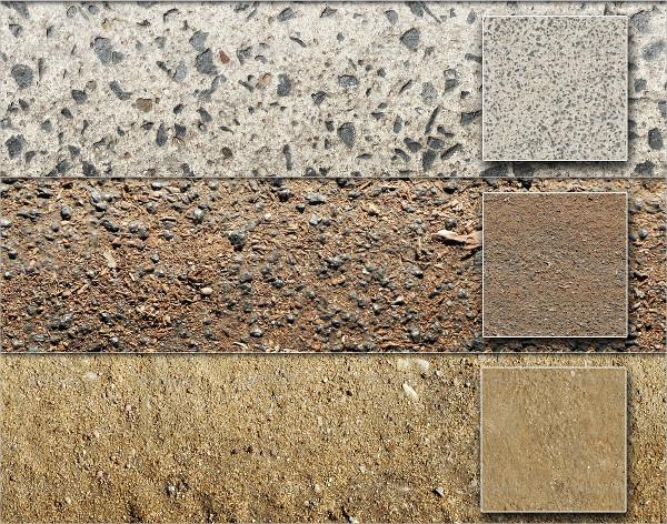 6 Concrete Seamless Textures
