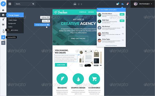 Theme Builder Admin Dashboard Templates UI Kit
