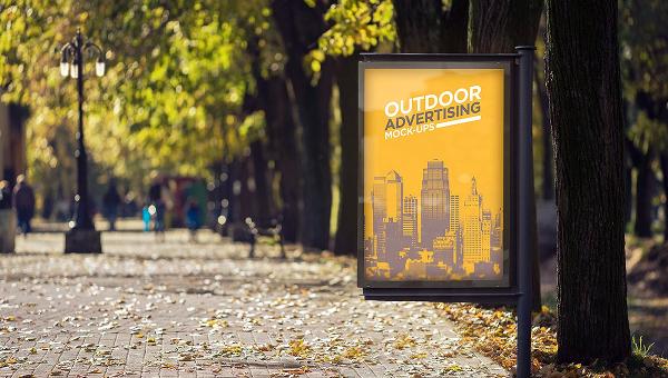 Advertising Mockups