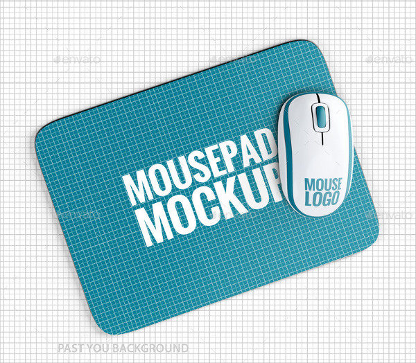 Best Mouse Pad Design Mock-Up