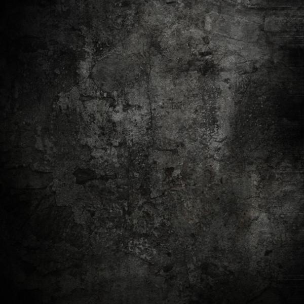 Black Concrete Texture Free Vector