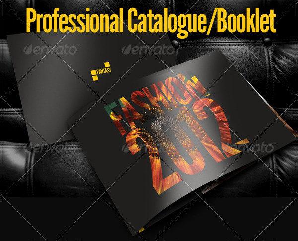Fantasy Booklet Templates