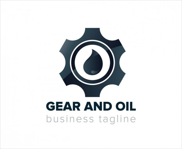 Gear Assembly Logo Free Download