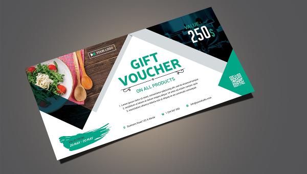 Business Gift Voucher Templates