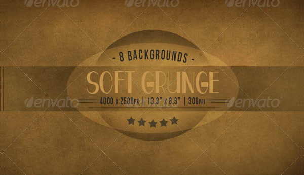 Grunge & Glitter Backgrounds Bundle