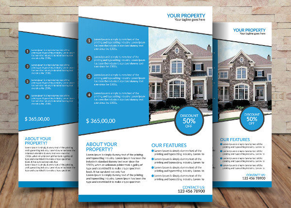 19 house for sale flyer templates free premium download