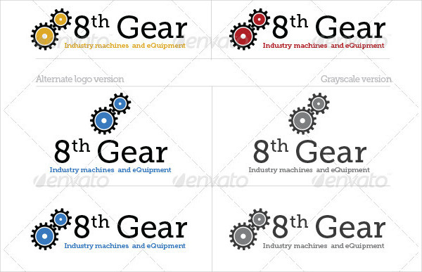 Industry Machines Logo