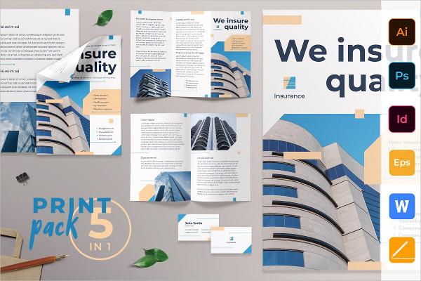 Insurance Agency Print Pack