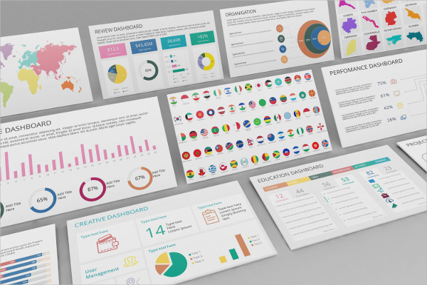 Mega Powerpoint Dashboard Creator Template