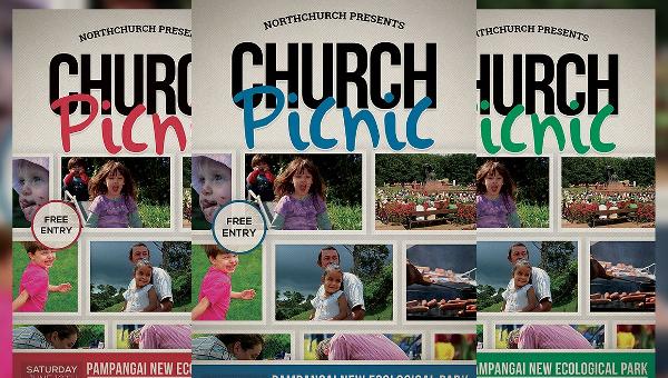 23 amazing picnic flyer templates free premium download