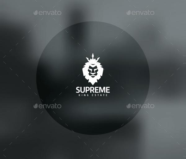 Professional Supreme Logo Design