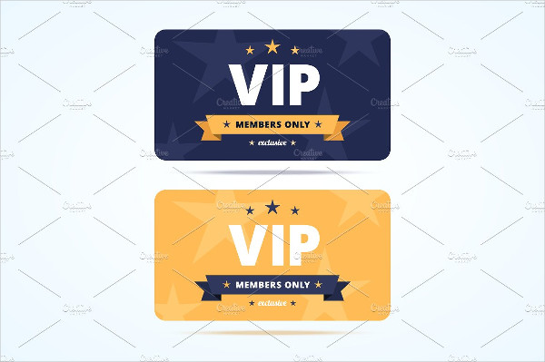 Royal VIP Cards Design