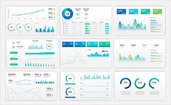 Sales Dashboard Powerpoint Kit