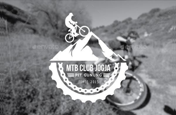 Sport Bicycle Badges