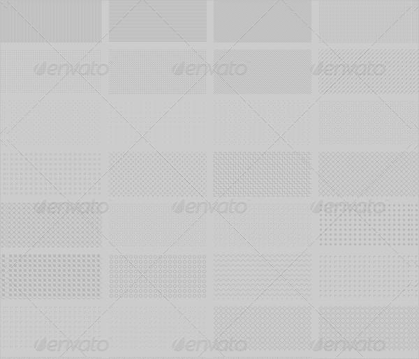 44 Soft Pixel Patterns