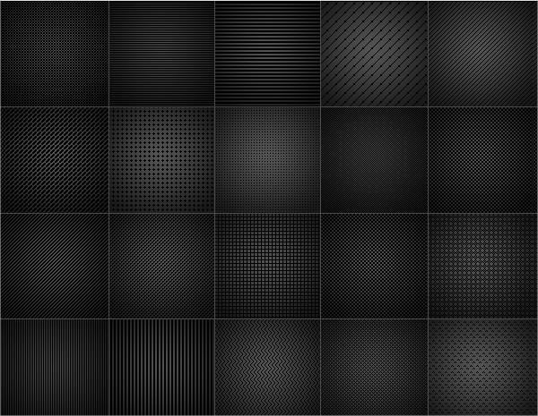 50 Tileable Pixel Patterns