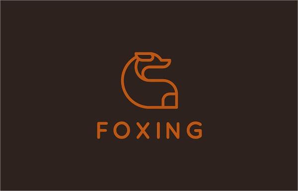 Fox Brand Logo Template