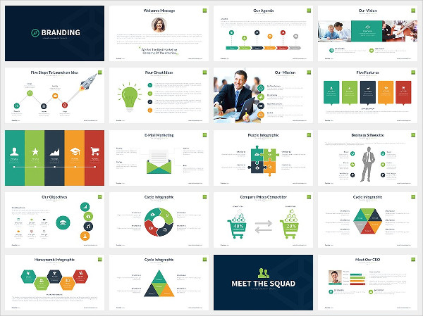 Branding Google Slides Template