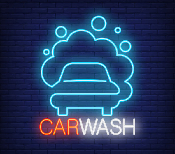 Car Wash Logo Design Free Download