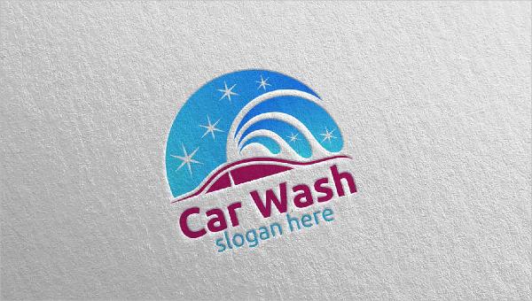 25  famous car wash logo templates