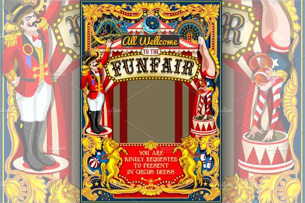 Carnival Festival Poster Template