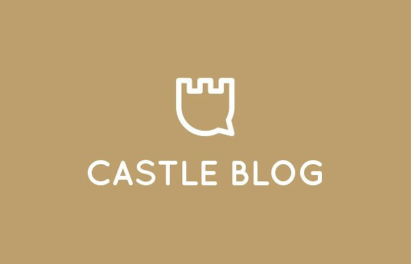 Castle Blog Logo Template