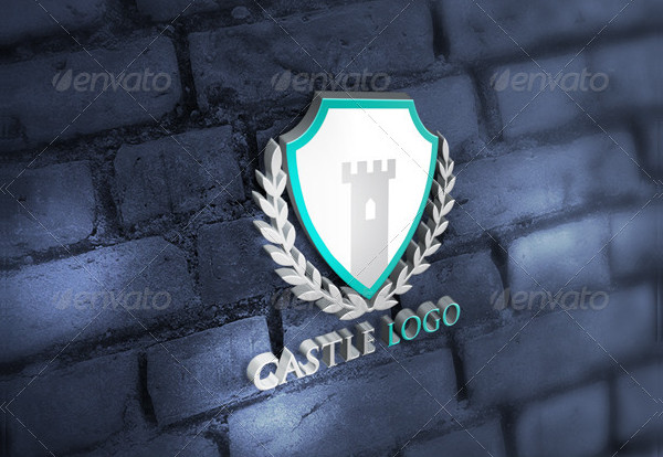 Castle Royal Logo Template
