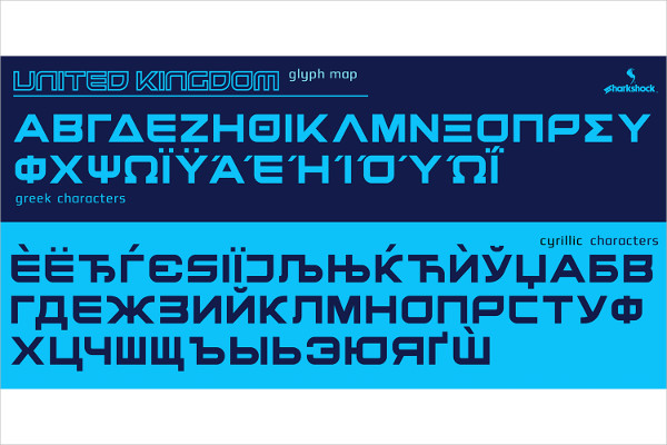 College Sports Font