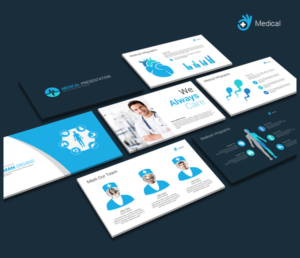 Cool Medical Powerpoint Templates