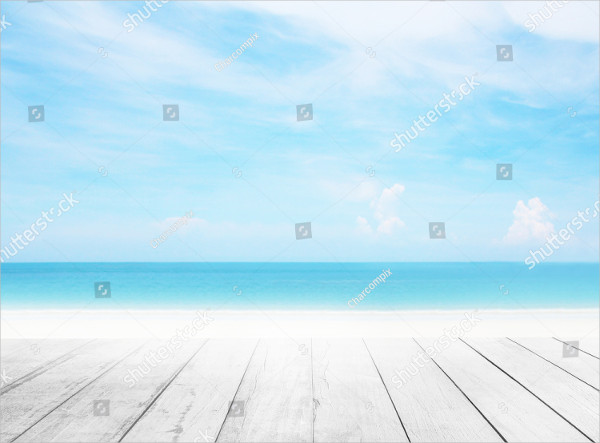 Cool Sea Background
