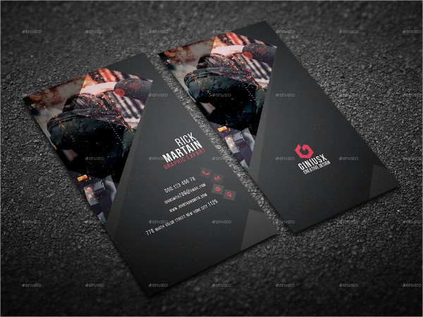 Elegant Corporate Business Cards Bundle Templates