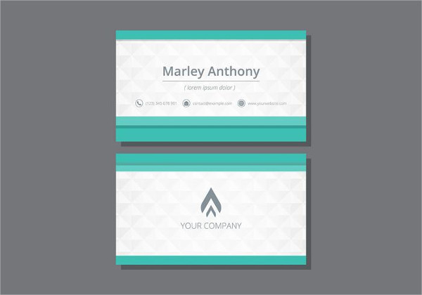 Free Template Name Card Download