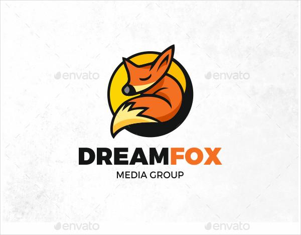 Dream Fox Media Group Logo