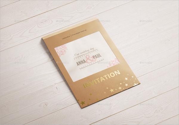 Modern Envelopes Mockup Bundle