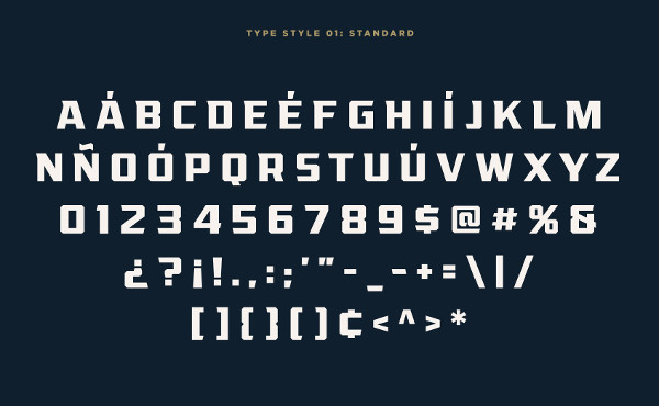 Fonts for Sports Jerseys