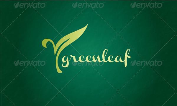 Green Leaf Professional Logo