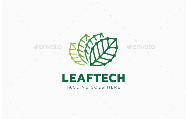 Green Leaf Tech Logo