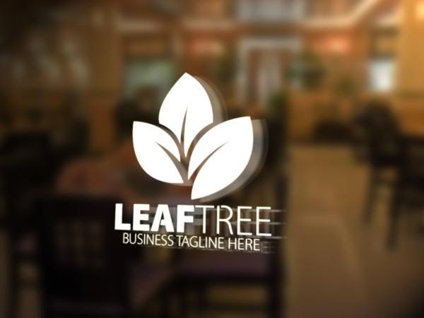 Leaf Tree Logo