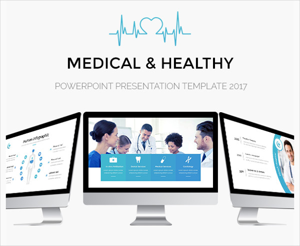 Medical Healthy Powerpoint Template