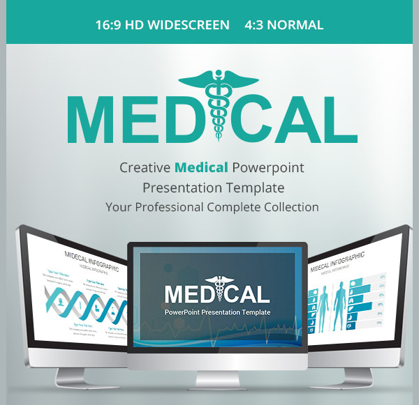 Unique Medical PowerPoint Presentation Template
