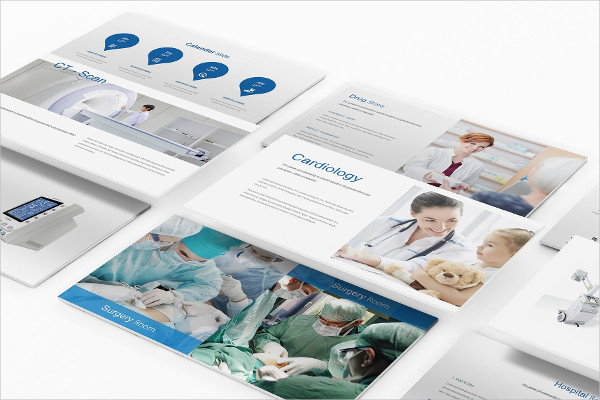 Medical and Hospital Powerpoint Design