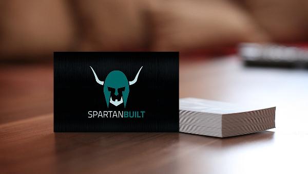 Metal Business Card Templates