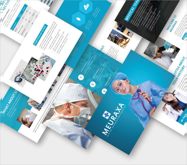 Modern Medical PowerPoint Templates