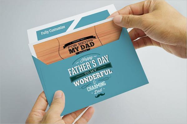 Best Postcard With Envelope Mockups