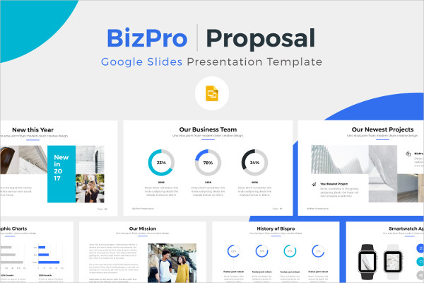 Proposal Google Slide Template