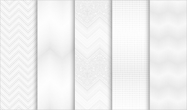 Seamless Decorative Fabric Textures
